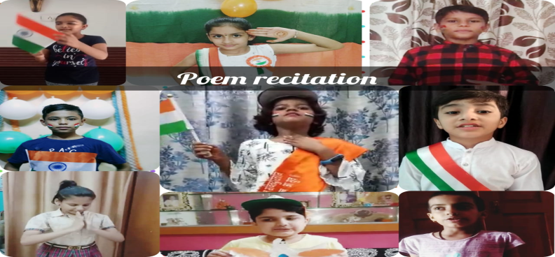 ONLINE POEM RECITATION COMPETITION